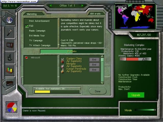 Tycoon games for Business tycoon